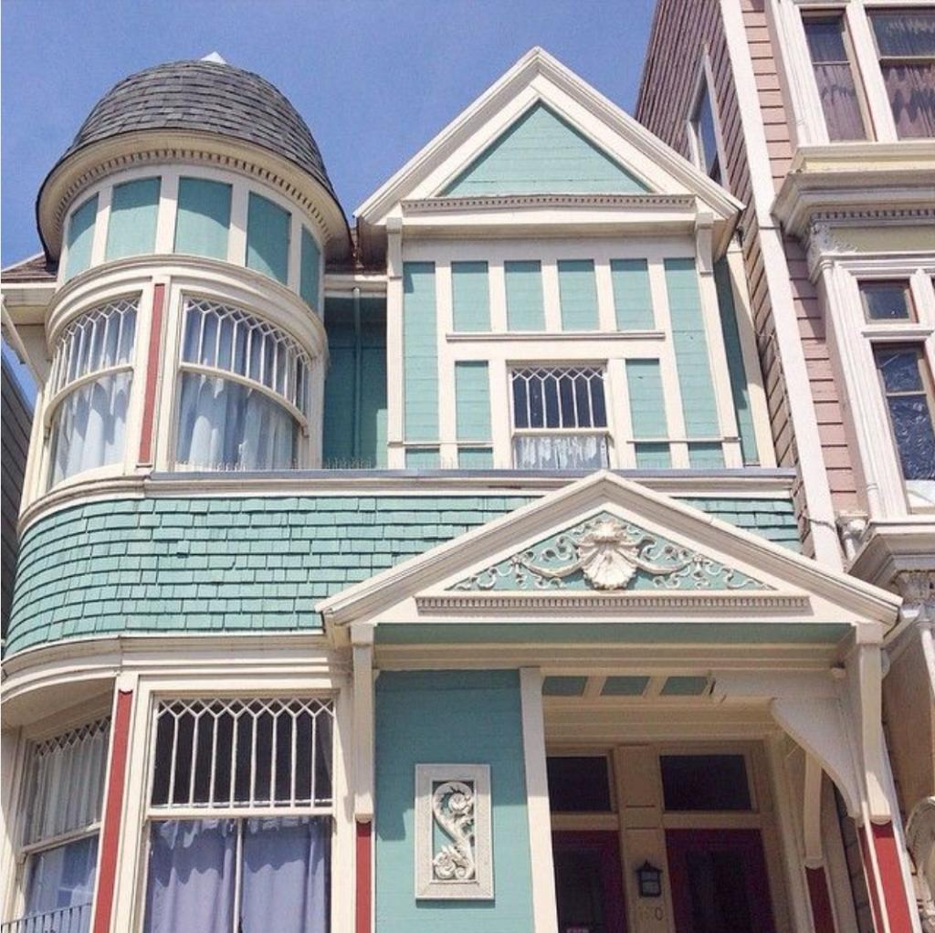 San Francisco aqua house