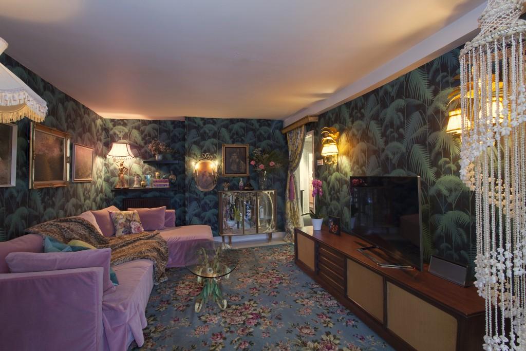 T.V room