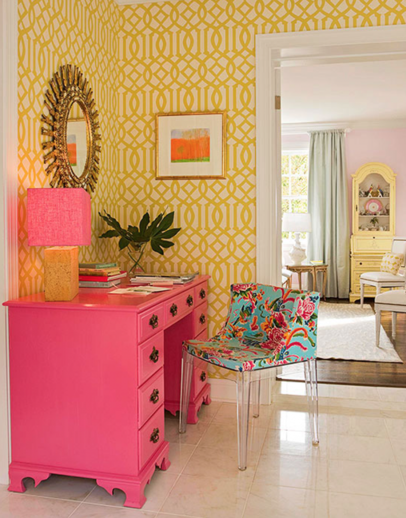 There Are Two Other Major Decorating Styles That Are Incorporated Into The Palm  Beach Look, Chinoiserie And Hollywood Regency; :
