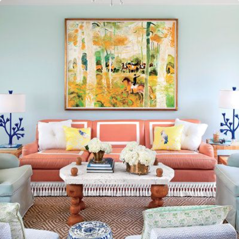 WHAT IS PALM BEACH CHIC? HOW TO DECORATE IN THIS COLOURFUL STYLE ...
