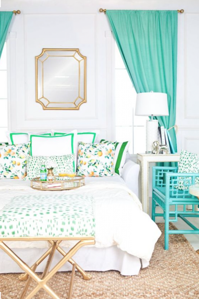 More Palm Beach eye candy, via Style Me Pretty