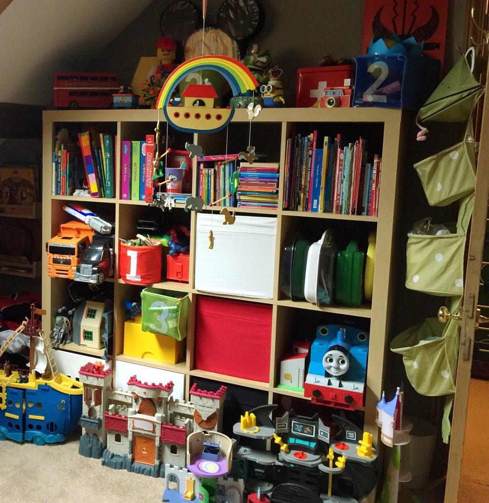 26. alfie's storage