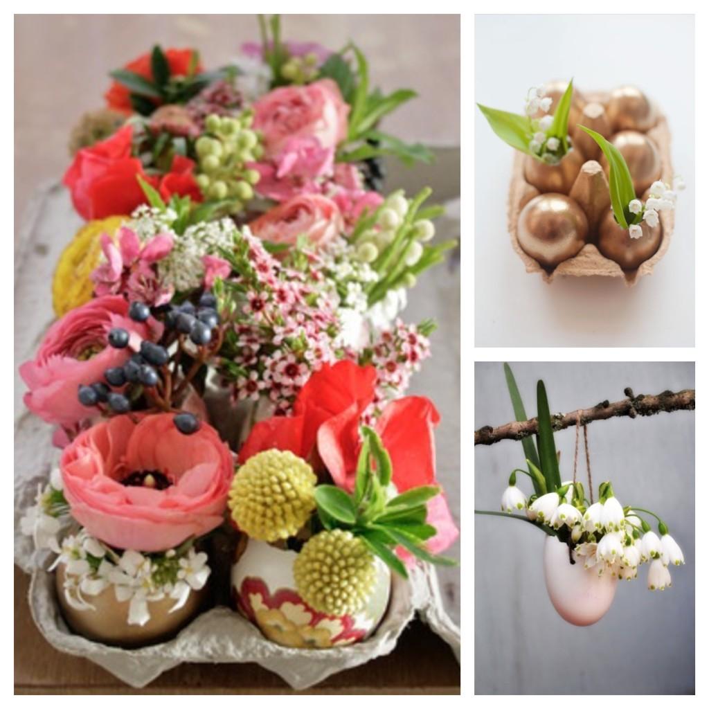 egg flowers