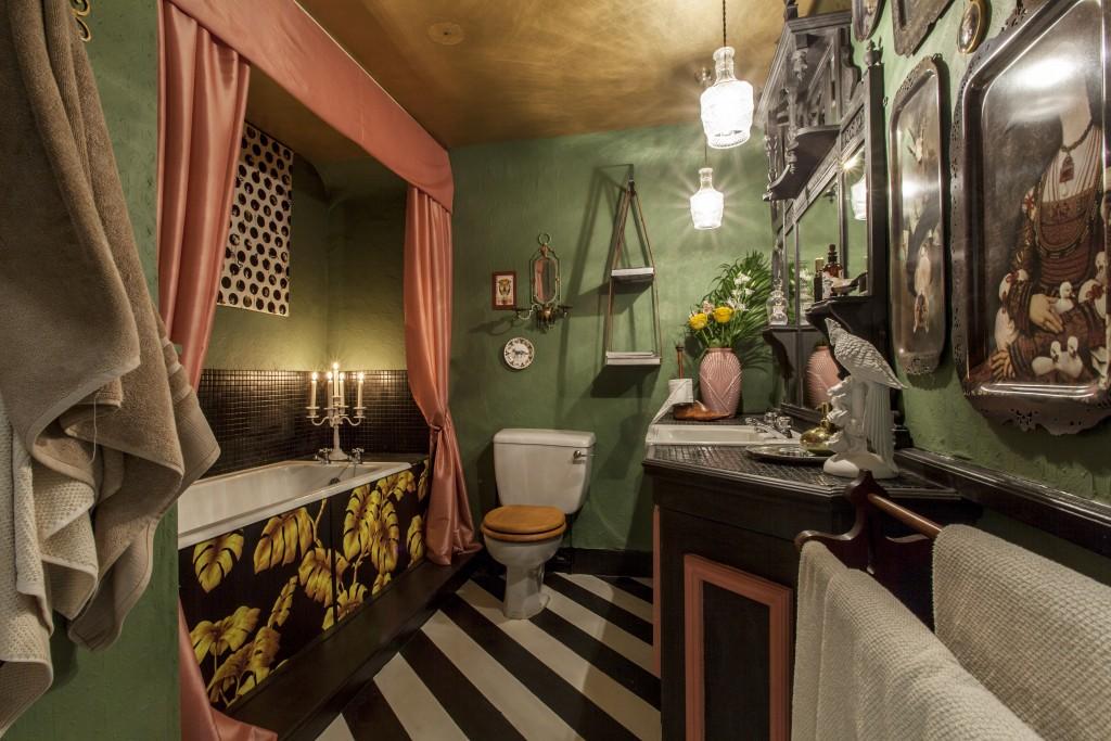 The Bathroom main