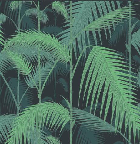Cole & Son's Jungle wallpaper