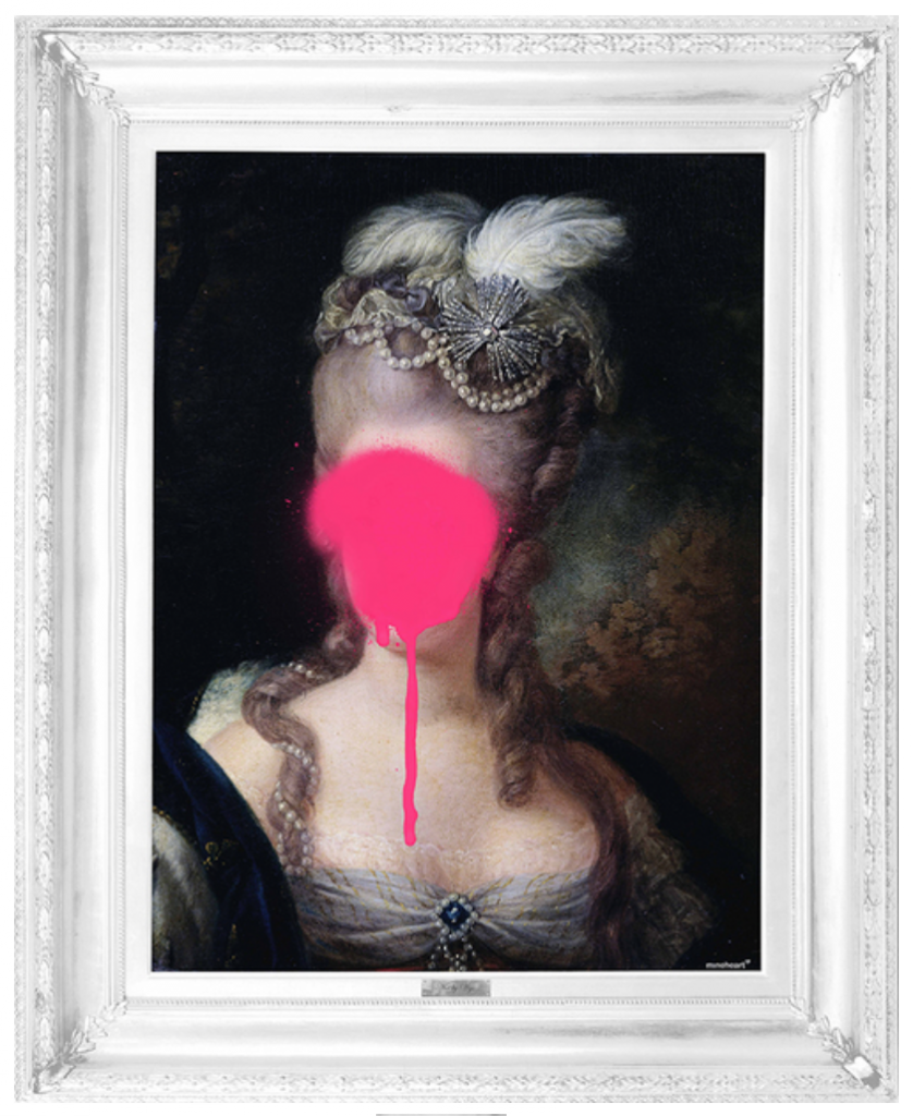 Mineheart's 'Madame Blush'