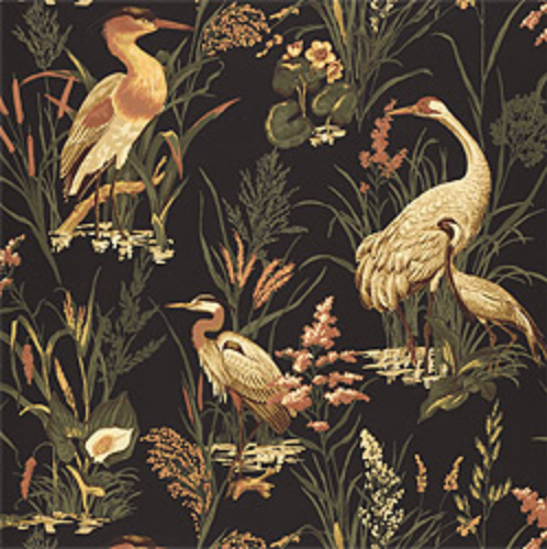 This could be competition to the House of Hackney wallpaper above, for our living room. It has that lovely country feel (and we are in the country 'n' all!)