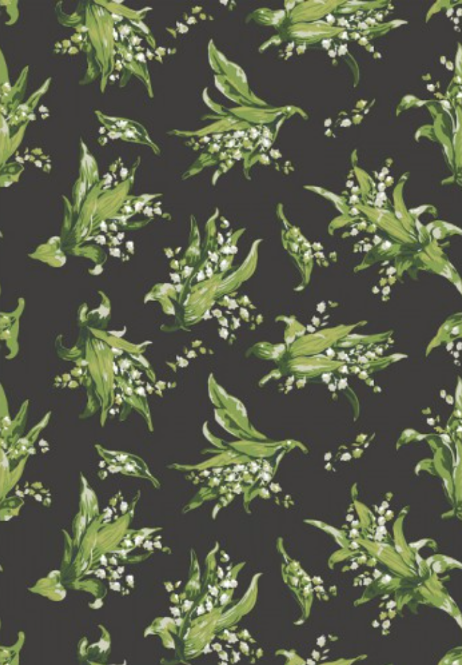 'Lily of the Valley' by Cole & Son