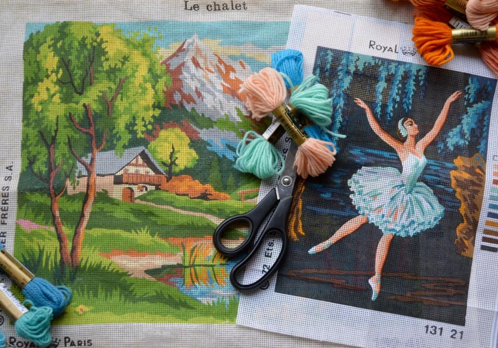 my tapestry kits
