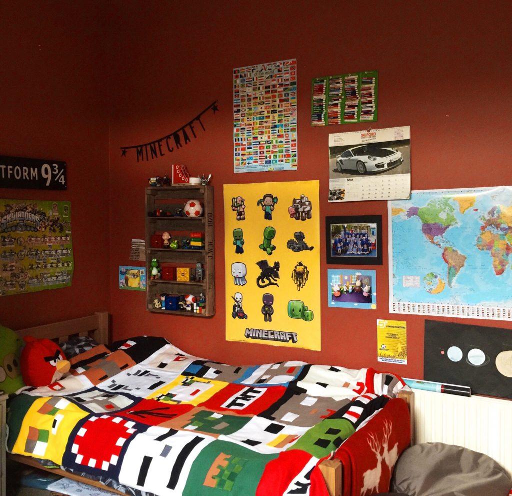 27. jack's bedroom