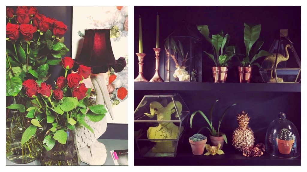 frog flowers studio